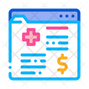 Medical Card Paid Icon
