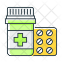 Medicament Drug Pill Icon