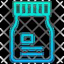 Medicine Bottle Medicine Pack Pills Bottle Icon