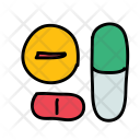 Medication Medicine Pills Icon