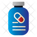 Medication Pet Veterinary Icon