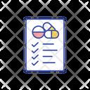 Medication Management Telehealth Icon