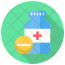 Medication Pills Icon