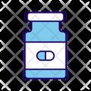 Medicine Medicine Bottle Medicine Pack Icon