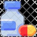 Medicine Pill Shopping Icon
