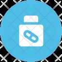 Medicine Jar Medical Icon