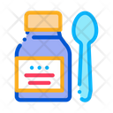 Bottle Medical Health Icon