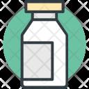 Medicine Bottle Jar Icon