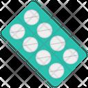 Pill Vitamin Antibiotic Icon