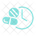 Medicine Daily Dosage Icon