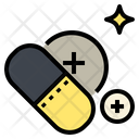 Heal Medicine Drug Icon
