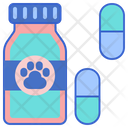 Medicine Animal Medicine Medicine Bottle Icon