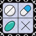 Medicine Drugs Pills Icon