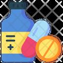 Potion Medical Coronavirus Icon