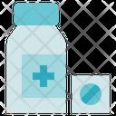 Dentist Medicine Pill Icon