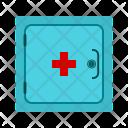 Medicine Cabinet Medical Icon