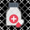 Pharmacy Capsule Medicine Icon