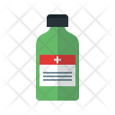 Medicine Bottle Treatment Icon