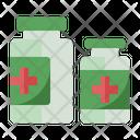 Medicine Pill Healthcare Icon