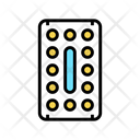 Medicine Pills Package Icon
