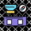 Medicine Production Color Icon