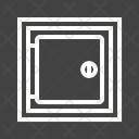 Medicine Cabinet Tablet Icon