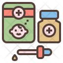 Medicine Baby Fever Icon