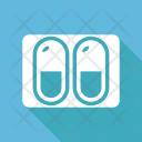 Medicine Bottle Drug Icon