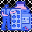 Medicine Doctor Treatment Icon