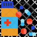 Indication Medicine Pharma Icon