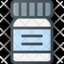 Medicine Pills Pharmacy Icon