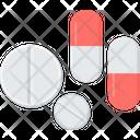 Medicine Medical Health Icon