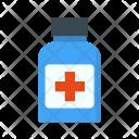 Medicine Bottle Icon