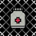 Medicine Medicine Storage Health Icon