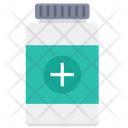 Medicine Bottle Can Icon