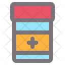 Medicine Hospital Diagnostic Icon