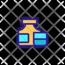 Dosage Contour Glass Icon
