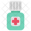 Quarantine Stayhome Tablets Pills Icon