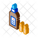 Bottle Capsule Drug Icon