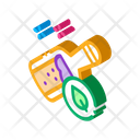 Bottle Organic Elixir Icon