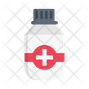 Bottle Lab Science Icon