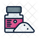 Drugs Open Pellets Icon