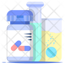 Medicine Bottle Medicine Jar Pills Bottle Icon