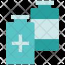 Bottle Liquid Medication Icon