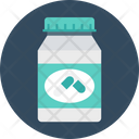 Medicine Bottle, Icon