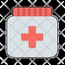 Color Drugs Health Icon
