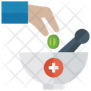 Medicine Bowl Pharmacist Pharmacy Tool Icon