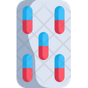 Medicine Tablet Pharmacy Icon