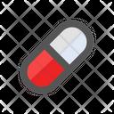 Medicine Capsules Icon Icon