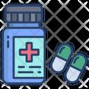 Medicine Donation Icon